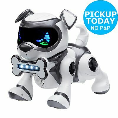 Teksta Voice Recognition Robot Puppy. From the Official Argos Shop on ebay