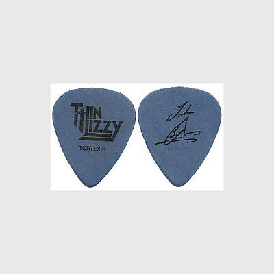 Thin Lizzy John Sykes authentic 2006 concert tour signature stage Guitar Pick