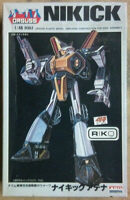Orguss Nikick Gundam 1:48 Scale Robotic Model Kit