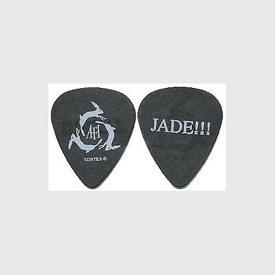 A Fire Inside Jade Puget authentic 2006 concert tour custom band Guitar Pick AFI