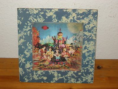 LP  The Rolling Stones - Their Satanic Majesties Request, 3D Cover