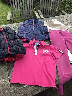 Junior Equestrian Clothes Bundle