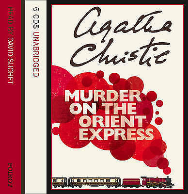Murder on the Orient Express: Complete & Unabridged by Agatha Christie (CD-Audio