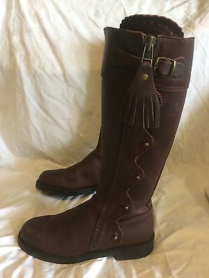 Spanish Riding Boots     Size 39  Vgc,  Worn Once