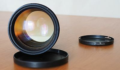 35KP-1.8/100 (f1.8/100mm) Soviet Projector lens/ 6 elements