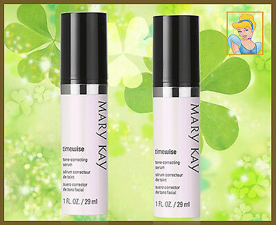 Lot of 2 Mary Kay 2 Sérum Perfeccionador TimeWise - FRESH FULL SIZE.