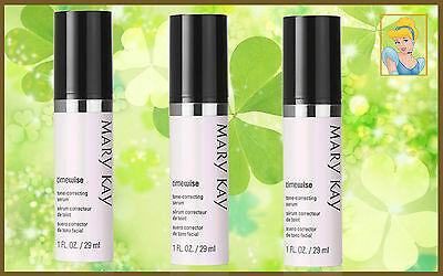 Lot of 3 Mary Kay 3  Sérum Perfeccionador TimeWise - FRESH FULL SIZE.