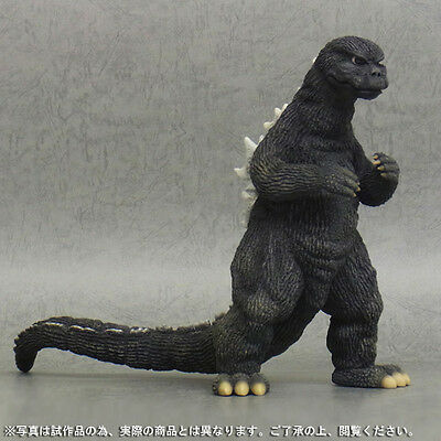 Rare X-PLUS TOHO Large Monster Series Godzilla 1973 Fierce Fight Color Ric Toy
