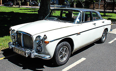1972 Rover P5b Coupe 3500 V8 For Sale