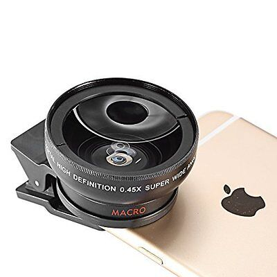 Neewer® HD fotocamera obiettivo kit per iPhone 6 Plus/5S, Samsung (G2j)