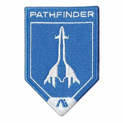 Mass Effect Andromeda Pathfinder Embroidered Official Iron/Sew On Patch