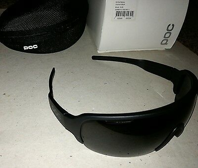 Poc Do Half Blade -navy black road sunglasses bike cannondale triathlon tt race