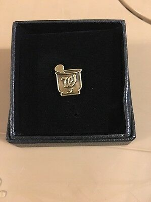 Walgreens Pharmacy employee 3 year Service Pin - New Style