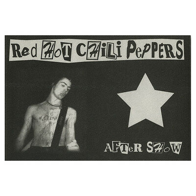 Red Hot Chili Peppers authentic Aftershow 1999 tour Backstage Pass