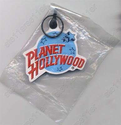 Planet Hollywood Key Chain Ring ~ PROTOTYPE SAMPLE MIP - NEW - Old Stock