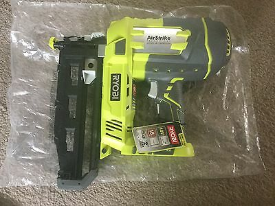 Ryobi AirStrike Nailer 16 Gauge R18N16G-0 | 18 Volt Bare Unit, BRAND NEW NO BOX