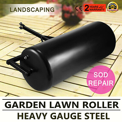 Tow Towable Garden Roller Quad Ride On Mower Tractor