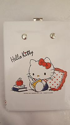 Sanrio Hello Kitty Mini Clipboard Tea Cupcakes