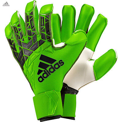 adidas ACE TRANS FINGERTIP PROMO Goalkeeper Gloves Size