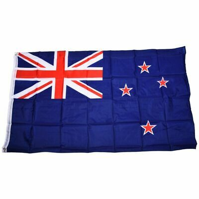 New Zealand National Flag 5ft x 3ft N1L4