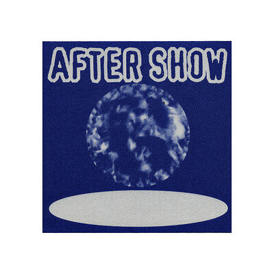 Garbage authentic Aftershow 1995 tour Backstage Pass