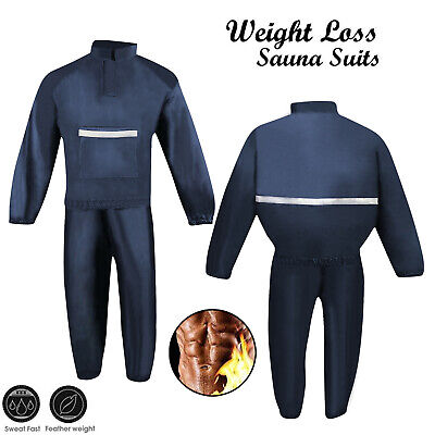 Sauna Sweat Suit Weight Loss Exercise Gym Suit Fitness Suit Calories Burner
