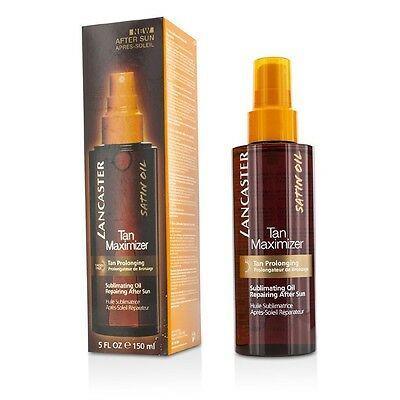 Tan Maximizer Sublimating Oil Repairing After Sun 150ml by Lancaster Sun Care