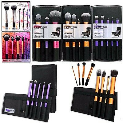 💖Real Techniques Makeup Brushes Core Collection/Starter Kit/Travel💖UNBOXED