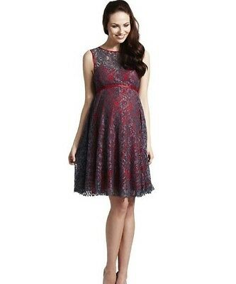 Rock A Bye Rosie Maternity Dress Lizzie   Evening Wedding Party Uk 18 Bnwt