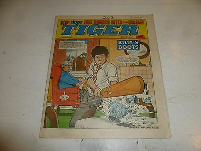 TIGER Comic - Year 1984 - Date 07/07/1984 - UK Paper Comic