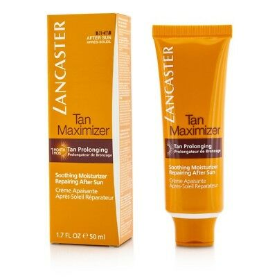 Tan Maximizer Soothing Moisturizer Repairing After Sun 50ml by Lancaster