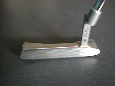 zen putter RDE ZA1 by Mickey parker 35 1/2 in with Flatso ultra superstroke grip