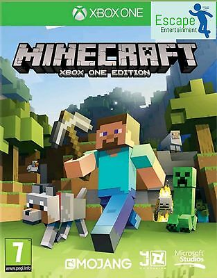 Minecraft favourites pack Xbox one edition new + sealed. Pol pack, Eng gameplay