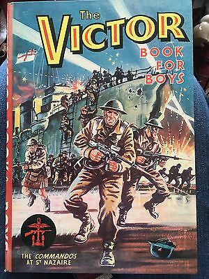The Victor Book For Boys 1964 First Annual Excellent