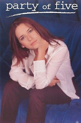 Jennifer Love Hewitt Poster  Spectacular New  Rare Oops Party Of Five