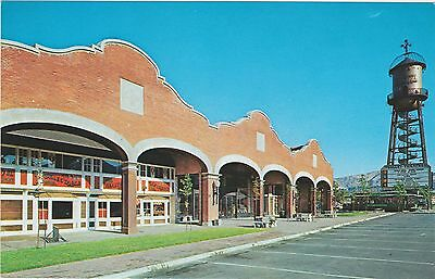 Trolley Square, Salt Lake City, Utah. Circa 1960 Postcard.
