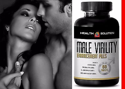 Herb medicine - MALE VIRILITY ENHANCEMENT Pills - Normal daily activity - 1 Bot