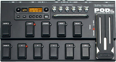 Line 6 Pod Xt Live!*ultra-High Quality Sounds For Recording&live! Deal!*uvp 559€