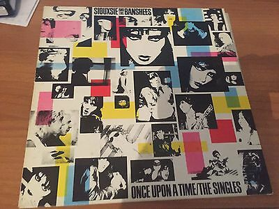 Siouxsie And The Banshees* ‎– Once Upon A Time/The Singles lp