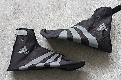 Mens Adidas ClimaProof Cycling Overshoes - Size XXL - UK 10/11