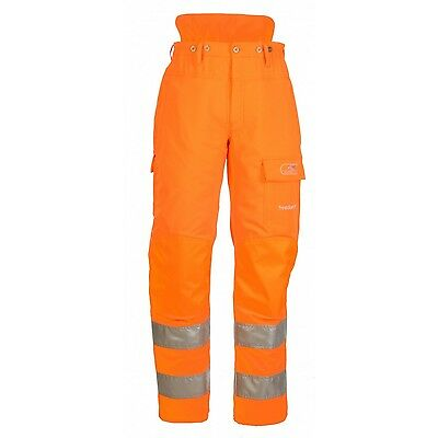 SIP FREEDOM CHAINSAW PROTECTIVE TROUSERS -  tree surgeons, rail work GO/RT