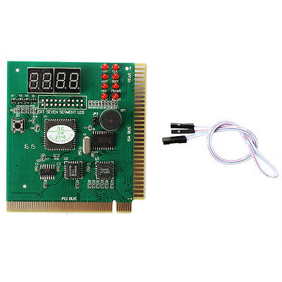 Diagnostic analyzer card for motherboard-PCI ISA PK