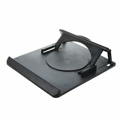Universal Portable Laptop Desk Swival Stand Cooling Pad FK