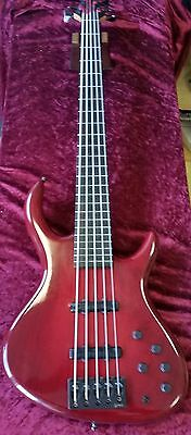 Schack Unique 5*ultra-Rare German Professional E-Bass From Our Showroom! *deal!*