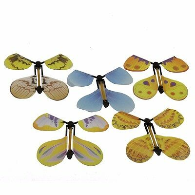 Papillons Magiques / Magic Flying Butterfly / Papillon Gag / Papillons Volant