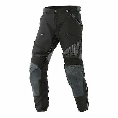 NEW Dainese Horizon Leather Tex Pants Mens EU 54 38 US read review Free Shipping