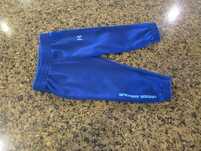 Under Armour Toddler Track sweat Pants boys girls workout running 18 m  Blue