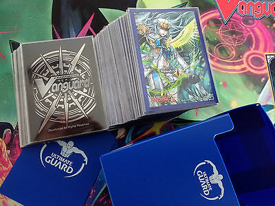 Cardfight Vanguard - Aqua Force Thavas Deck - Plato,Lambros,Commander & More