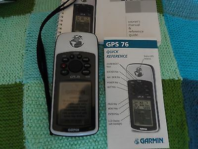 Garmin 76 Gps Boxed Excellent Condition