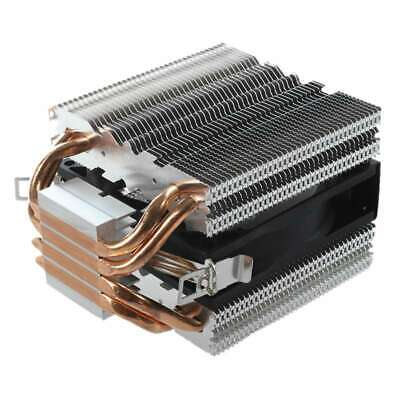4 Heatpipe CPU Cooler Heat Sink for Intel LGA 1150 1151 1155 775 1156 AMD New PK